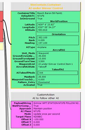 SimVar Extension Details